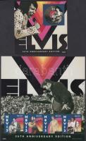 2012 Elvis Presley kisív + blokk