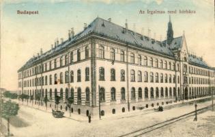 Budapest II. Irgalmasok Kórháza (ázott / wet damage)