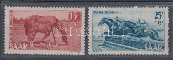 1949 Lovak napja sor Mi 265-266