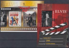 Elvis Presley mozifilmekben 2 klf blokk Elvis Presley Movies 2 diff. blocks