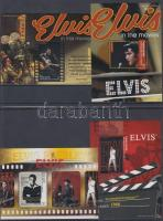 Elvis Presley mozifilmekben 4 klf blokk Elvis Presley in Movies 4 diff. blocks