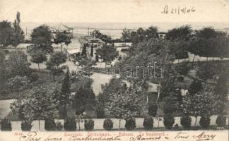 Batumi, Batoum; boulevard