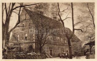 Wesergebirge, Schloss Schaumburg, Gasthaus und Sommerfrische