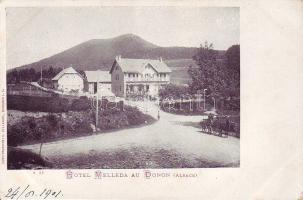 Donon, Hotel Velleda