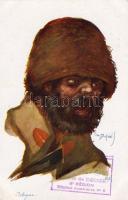 Cossack, s: Em. Dupuis, Kozák, s: Em. Dupuis
