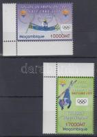 2002 Téli Olimpia Salt Laky City ívsarki sor Mi 2176-2177