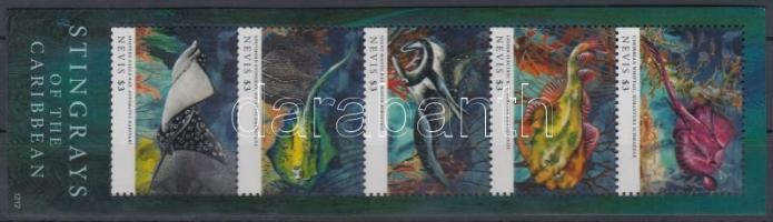 2012 Ráják kisív (névérték: 15$)