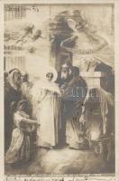 Marriage of the virgin s: Delance, Szűz házassága, s: Delance