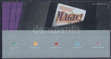 2005 Illúzió és mágia sor Mi 2286-2290 presentation pack