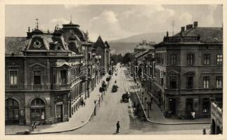 Sopron, Erzsébet utca