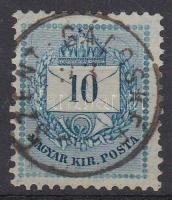 1881 10kr SZENT-GÁLOSKÉR