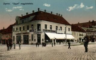 Sopron, Royal nagykávéház