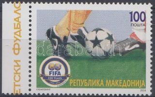 2004 100 éves a Nemzetközi Labdarúgó Szövetség ívszéli bélyeg Mi 326