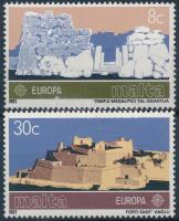 1983 Europa CEPT sor + kisívsor Mi 680-681