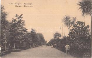 Batumi boulevard (wet damage)