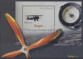 2002 A repülés története blokk Mi 378