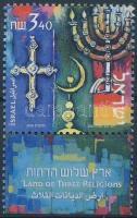 2000 Vallás tabos bélyeg Mi 1560 I.