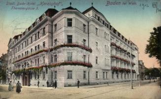 Baden bei Wien, Hotel Hezeghof