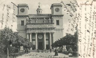 Vác, székesegyház, Deutsch Mór kiadása