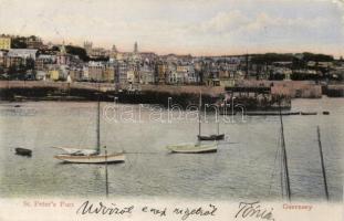 Guernsey; Saint Peter Port