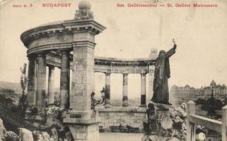 Budapest I. Szent Gellért-szobor