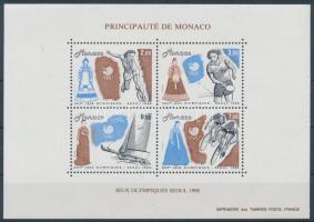 1988 Nyári olimpia blokk Mi 40