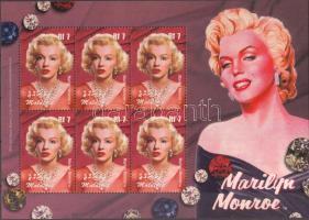 2004 Marilyn Monroe kisív Mi 4393
