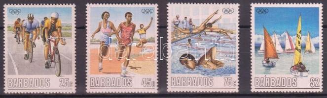 1988 Nyári olimpia, Szöul sor Mi 701-704