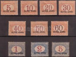 1925 Portó Mi 1-10