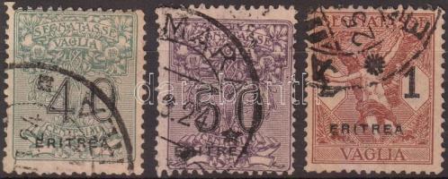 1924 Pénzutalvány bélyegek Mi 2-4