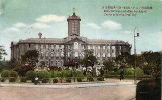 Dalian, Dairen, office building