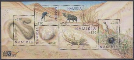 2000 Nemzetközi bélyegkiállítás blokk Mi 53