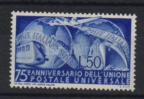 1949 75 éves az UPU Mi 772
