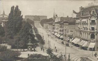 Oslo, Kristiania; Hotel Nobel, shops
