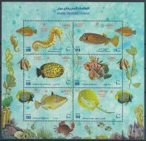 2000 Őshonos halak blokk Mi 19