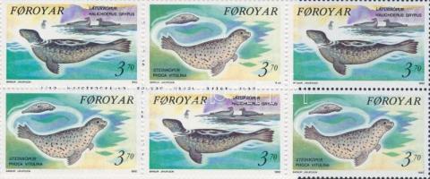 1984-1993 5 klf bélyegfüzet Mi MH 2-6