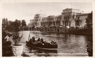 1924 Wembley, British Empire Exhibition, Canadian Pavilion