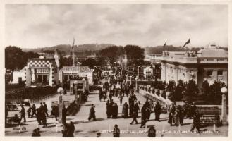 1924 Wembley, British Empire Exhibition, Princess Avenue