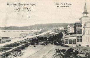 Binz Hotel Fürst Blücher