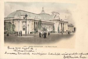 Paris Expo 1900, Petit Palais / small palace