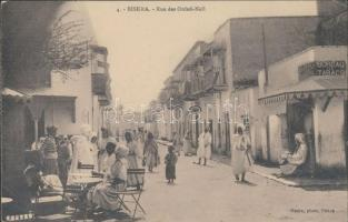 Biskra, Ouled Nail Street, tobacco shop, folklore