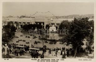 1924 Wembley, British Empire Exhibition, Palace of Engineering
