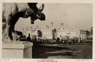 1924 Wembley, British Empire Exhibition, Indian pavilion