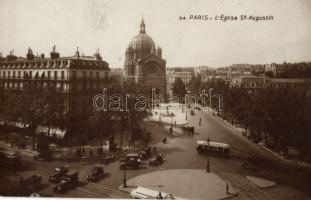 Paris, L'Eglise St Augustin / church
