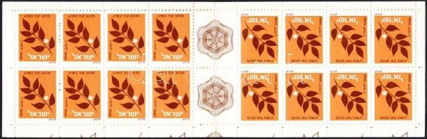 1982 Olajfaág bélyegfüzet Mi 893 b