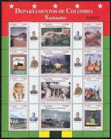 2003 Santander tartomány teljes ív Mi 2258-2269