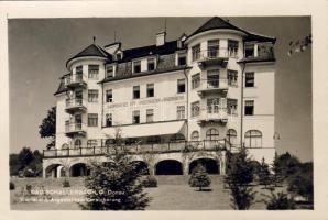 Bad Schallerbach üdülő, Bad Schallerbach Kurheim der Angestelltenversicherung