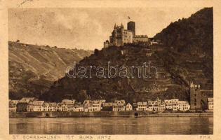 Sankt Goarshausen Katz Castle, Sankt Goarshausen Katz vár