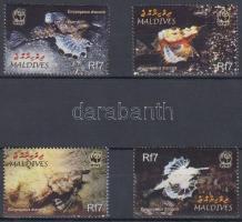 2004 WWF: Tengeri hal sor Mi 4407-4410
