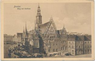 Wroclaw, Breslau; town hall